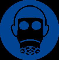 Obbligatorio indossare il respiratore