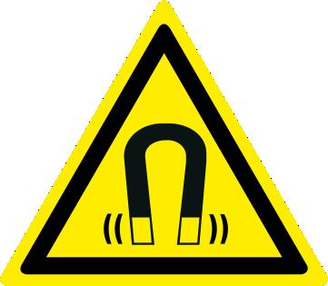 Pericolo campo magnetico