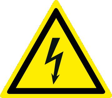 Pericolo elettricità