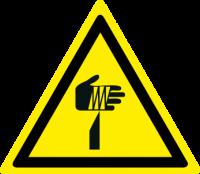 Pericolo oggetto affilato