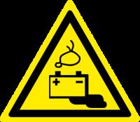 Pericolo batterie in fase di carica