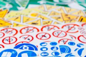 Stampa etichette e adesivi